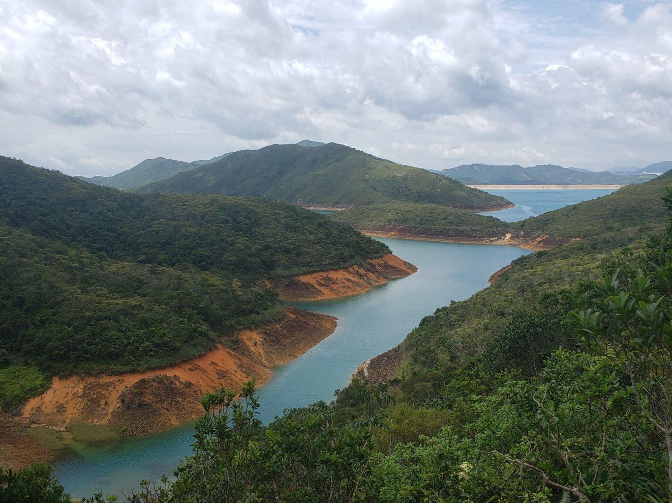 Hong Kong country side