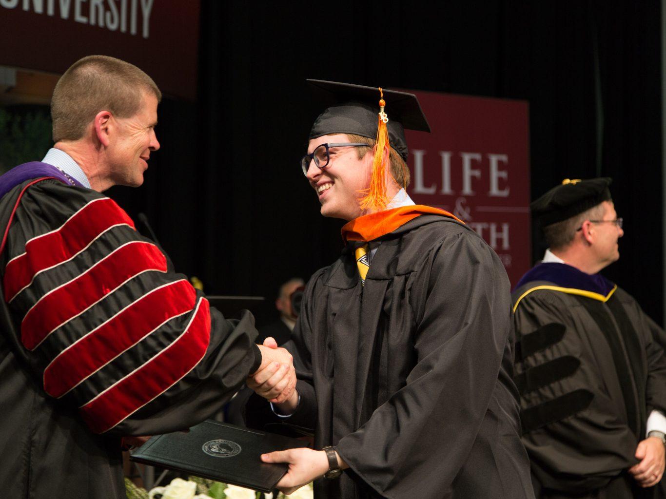 Student Graduating 2018 2