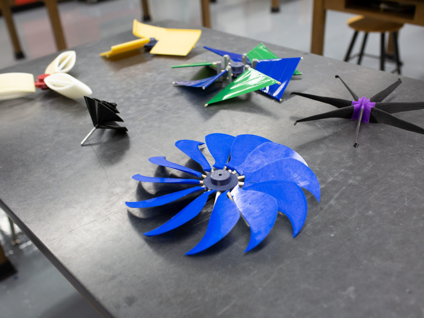 Wind Turbine Prototypes