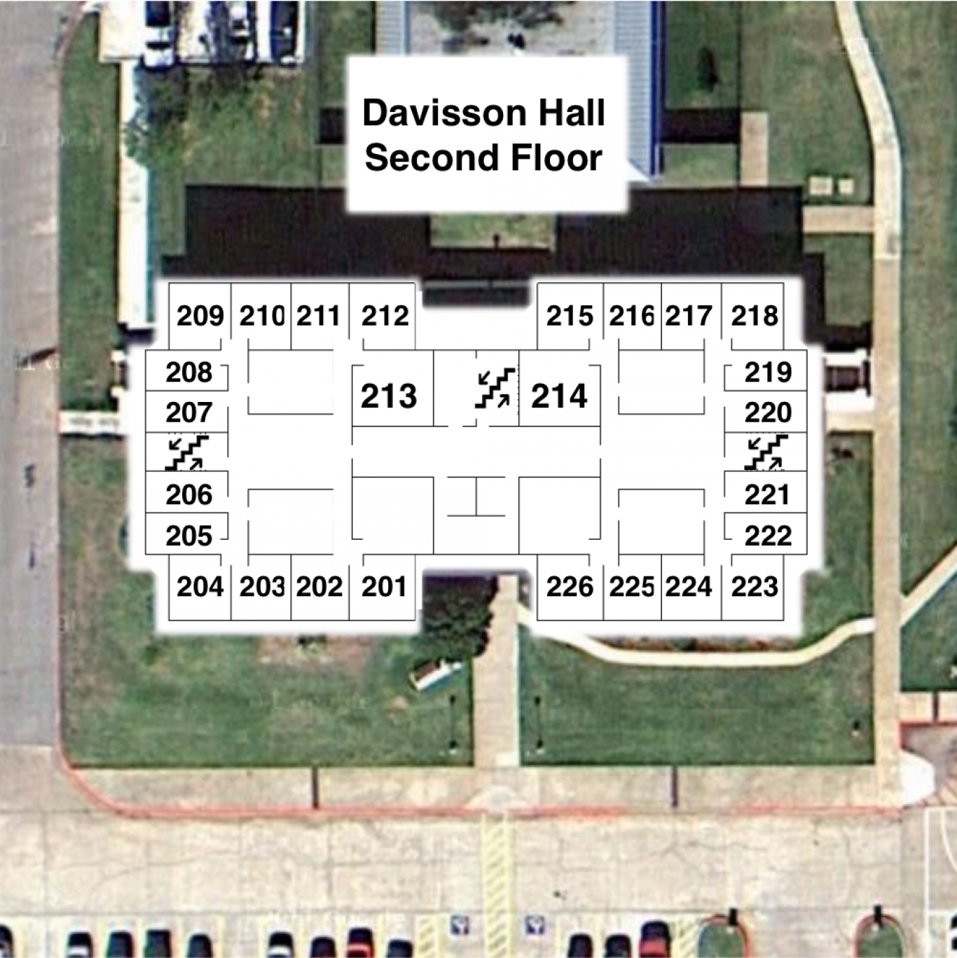 Davisson Hall F2