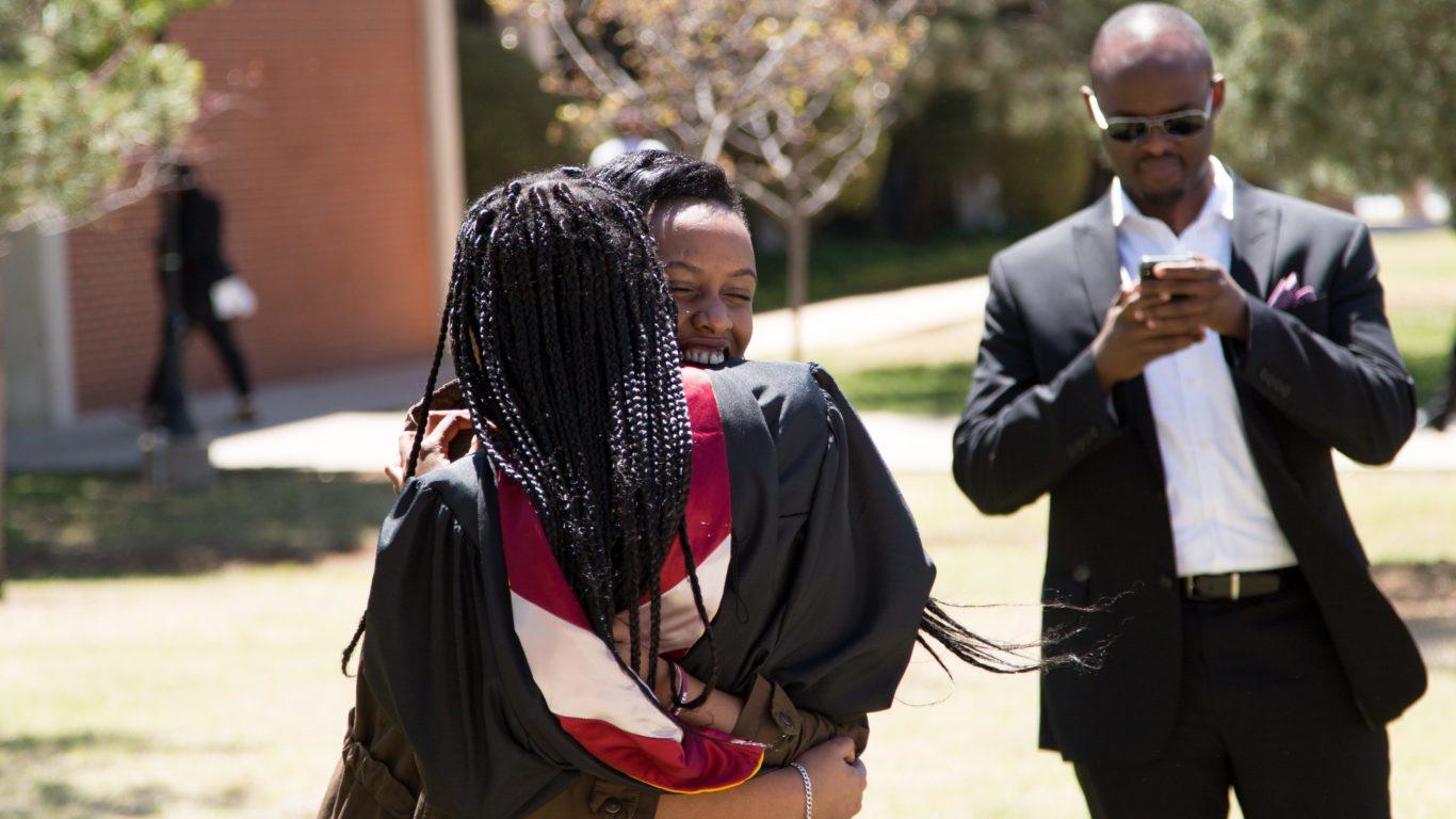 Grace Graduating 2018