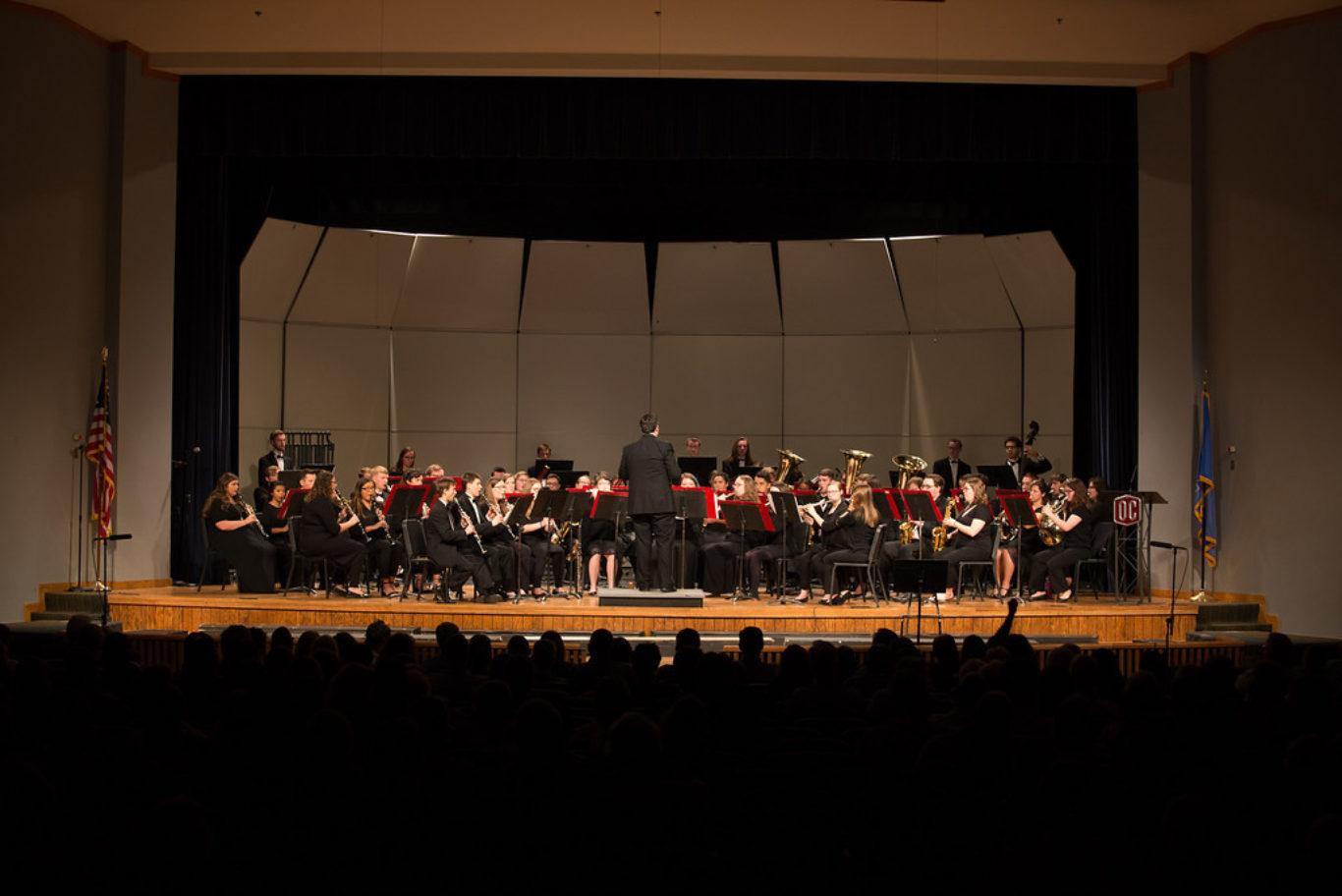 Grand Concert symphonic band