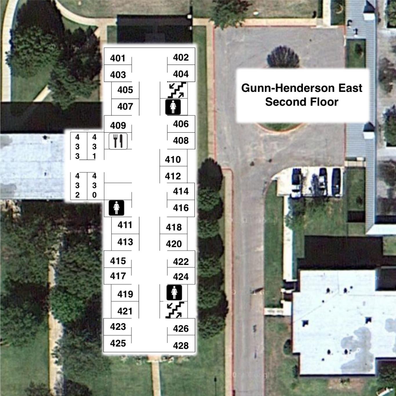 Gunn Henderson East F2