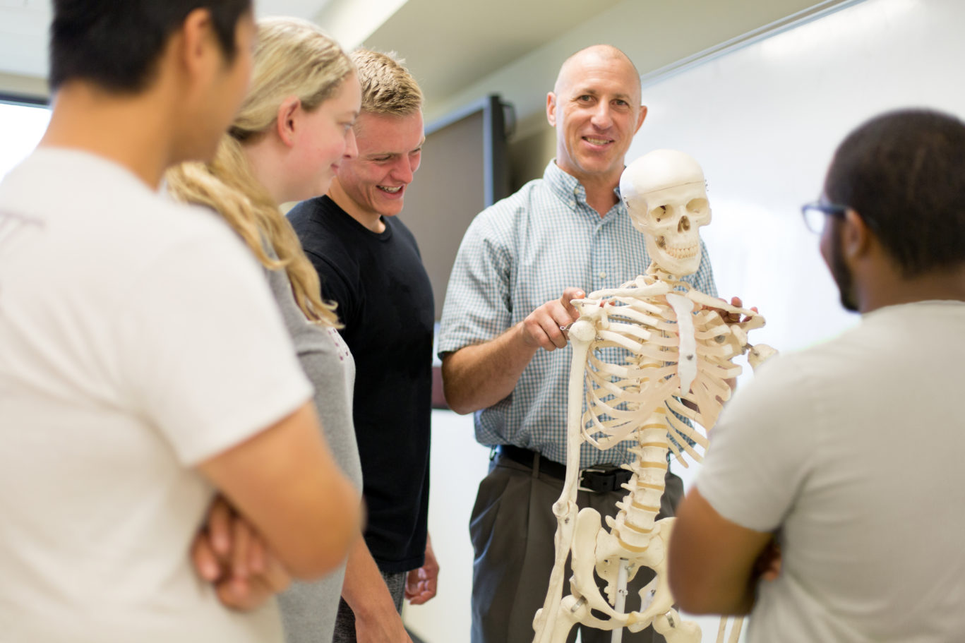 Paul House Teaching Physical Science
