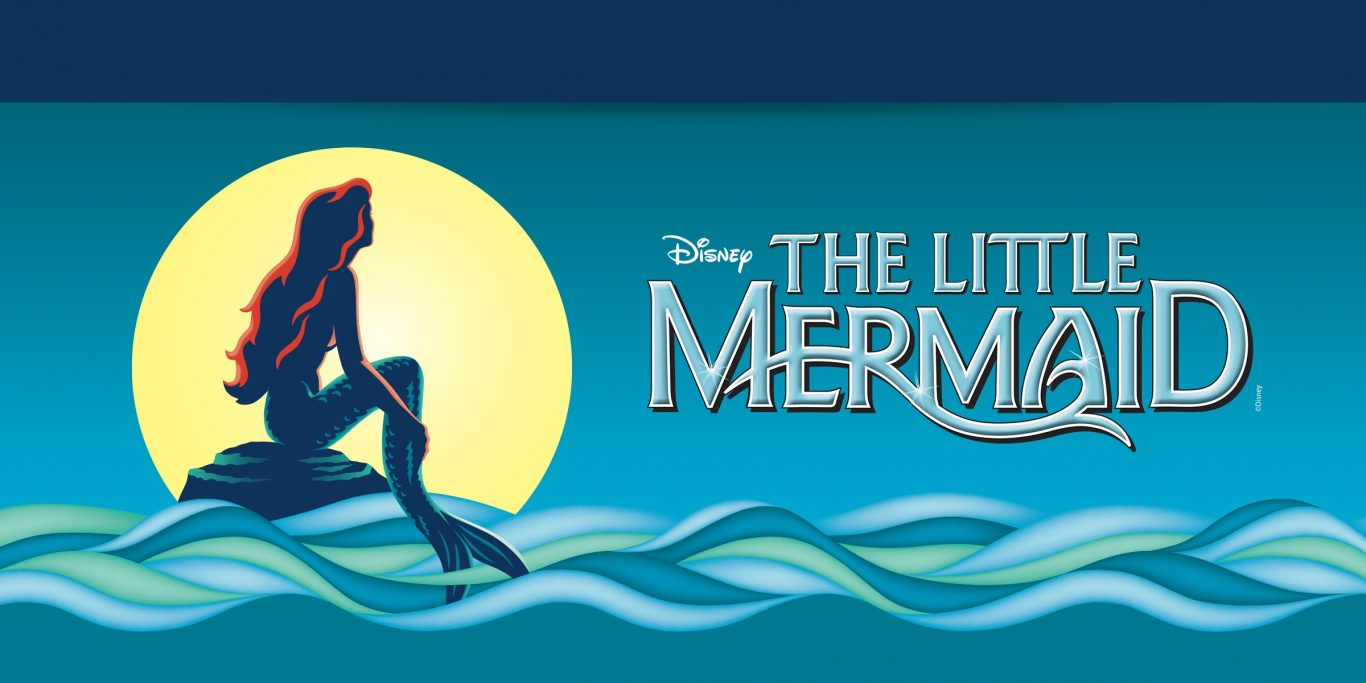 The Little Mermaid Horizontal