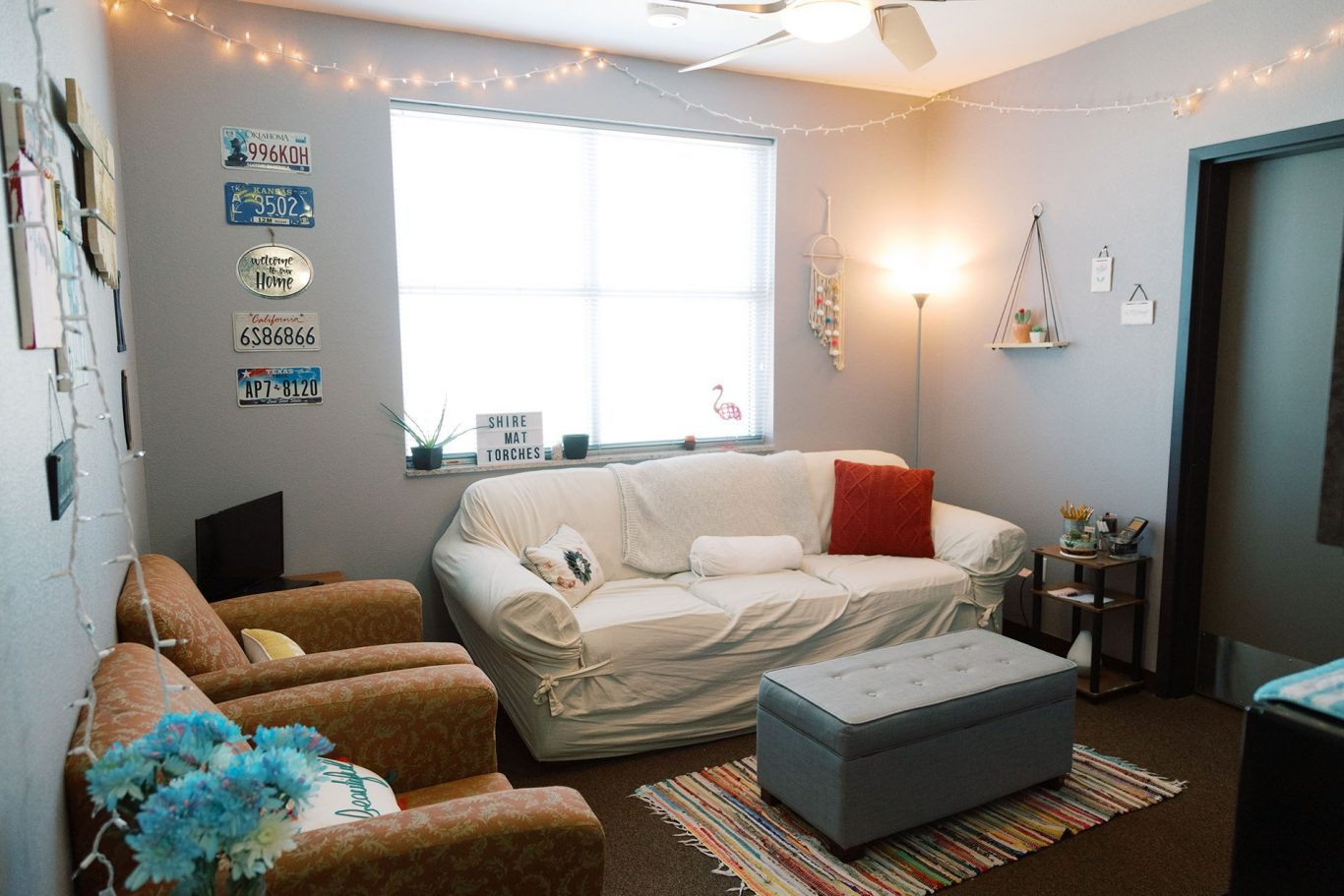 Womens premium dorm room