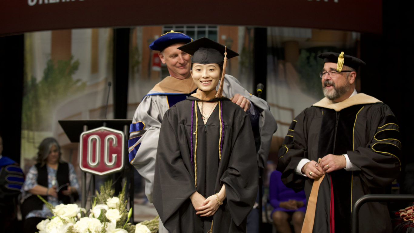 Graduation biz