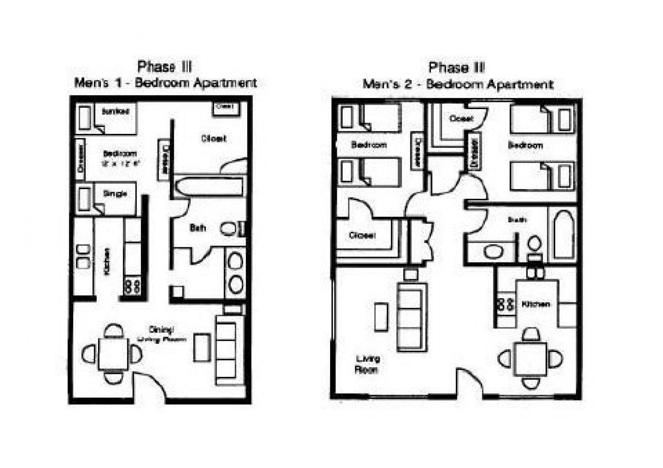Phase 3 floorplan