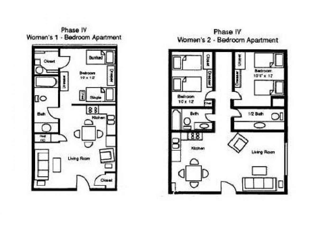 Phase 4 floorplan