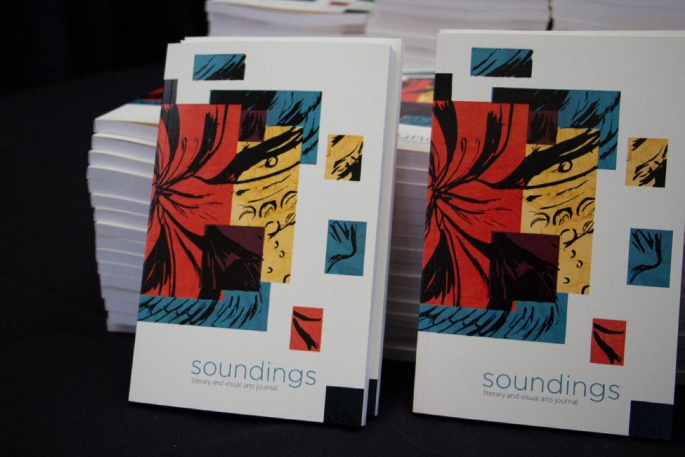 Soundings 2019 Literary Journal