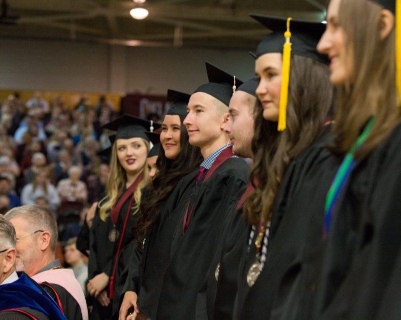 Honors Students Graduation