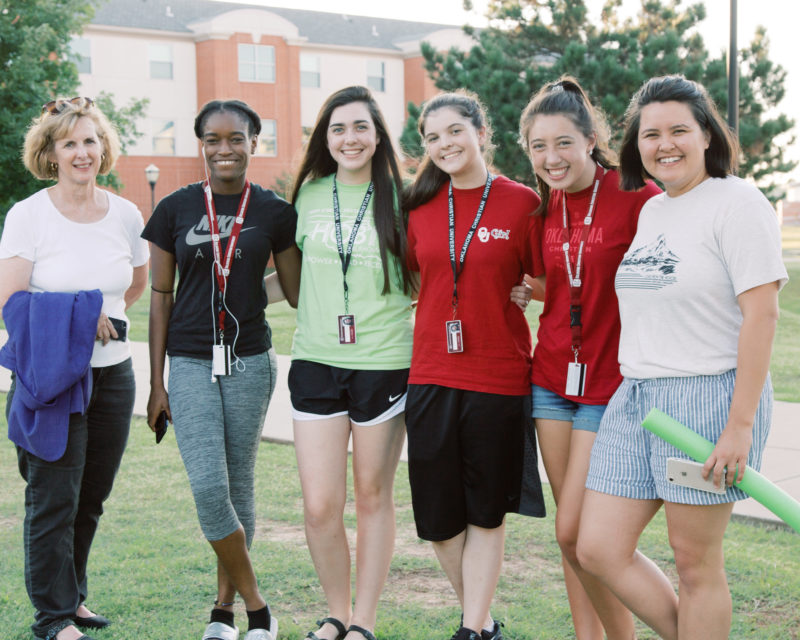 Honors Summer Academy  Students