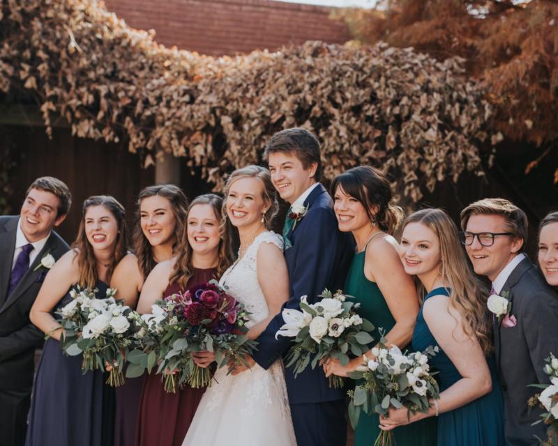 Luke and Casey Swanson Wedding