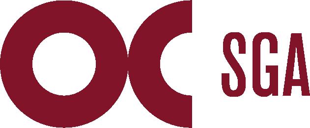 OC SGA logo