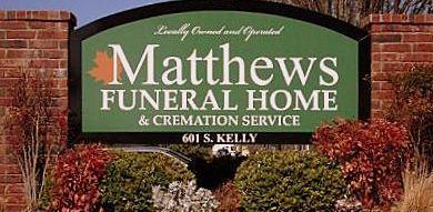 Matthews Funeral Home logo